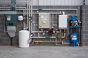 Реновация и строительство отопительной системы